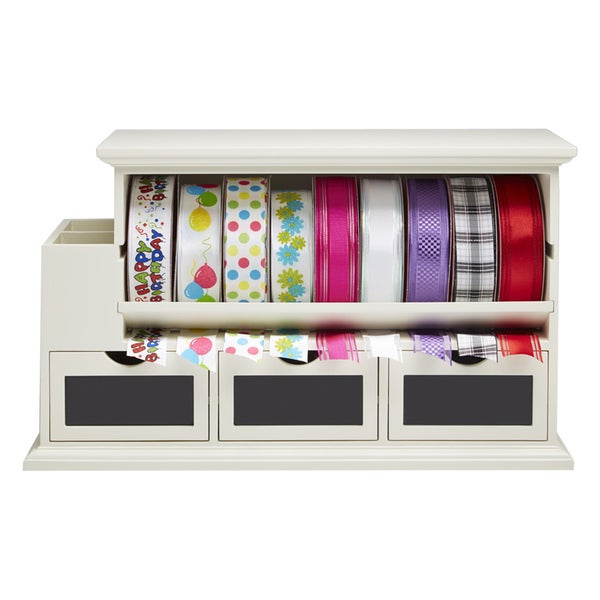 MessageStor Table-top Ribbon Organizer