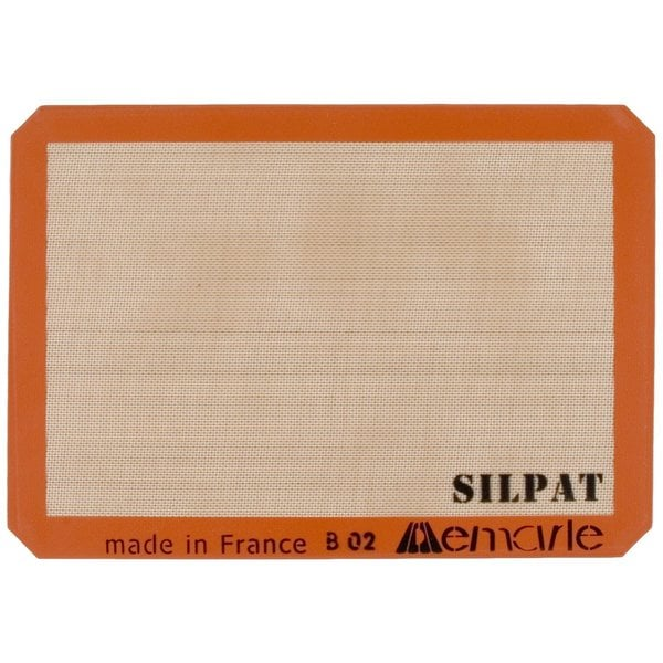 Silpat Premium Non-Stick Silicone Half Sheet Size Baking Mat