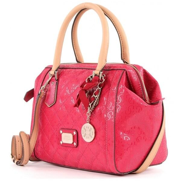Guess Women's Juliet Frame Satchel Bag