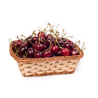 Pound of Summer Cherries Gift Basket