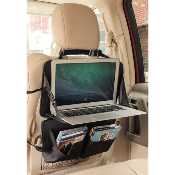 Back Seat Car Back Organizer with Laptop Desk