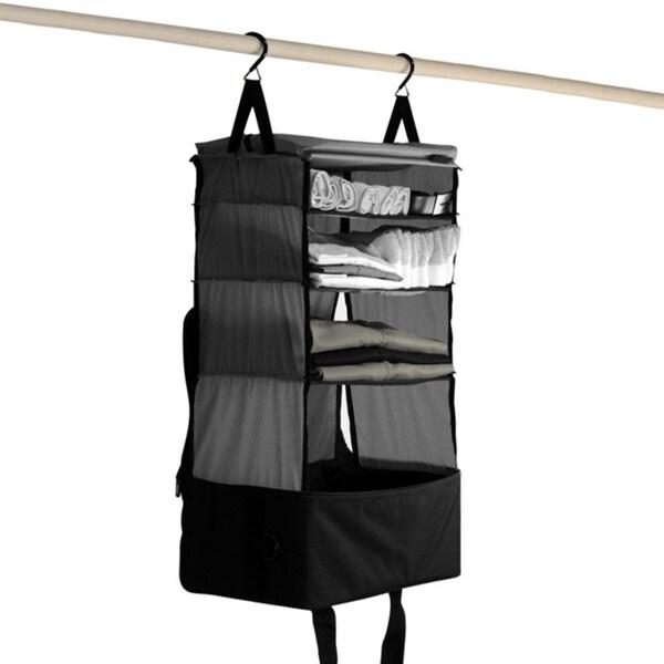 Rise Gear Black/ Grey Packable Jumper Bag