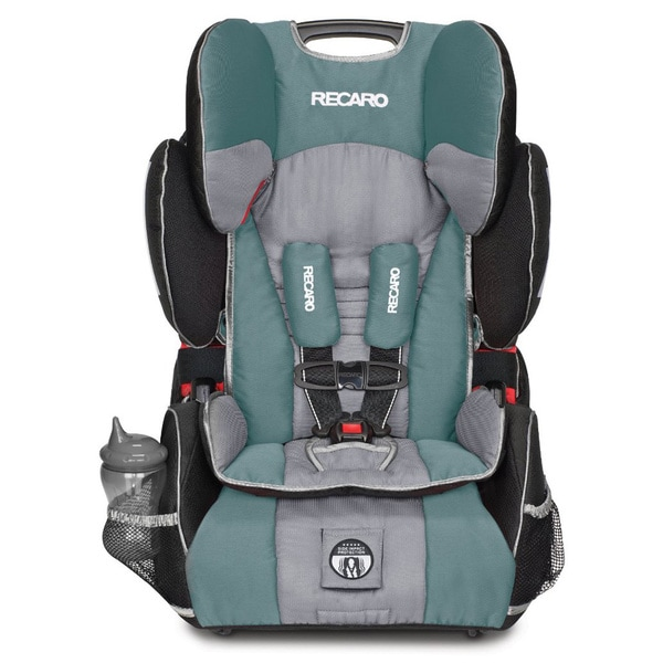 RECARO Performance SPORT Combination Harness to Booster in Marine