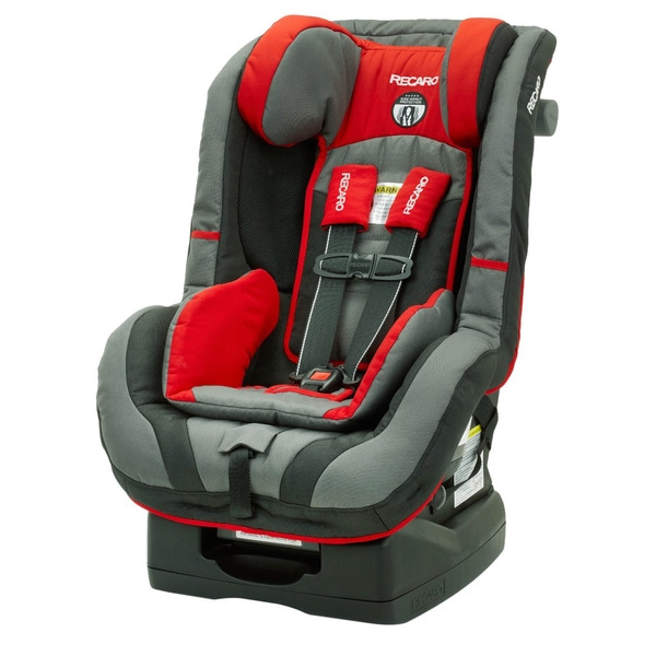 RECARO ProRIDE Convertible Car Seat in Blaze