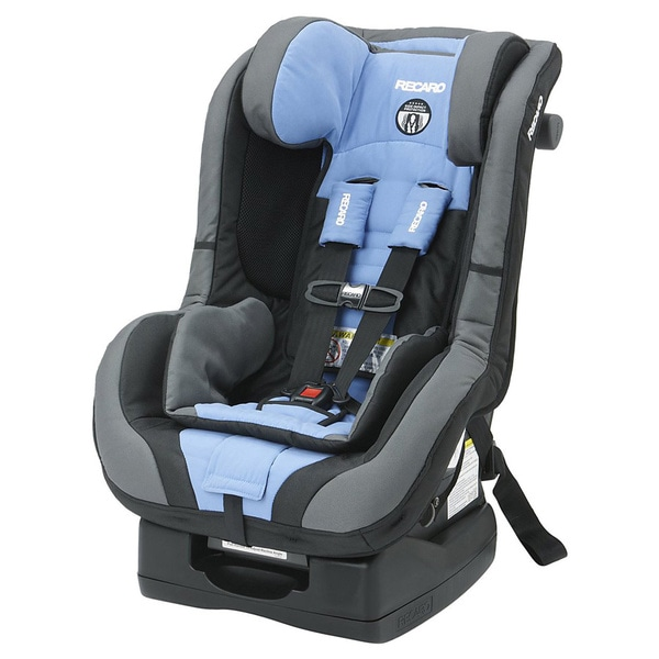 RECARO ProRIDE Convertible Car Seat in Blue Opal