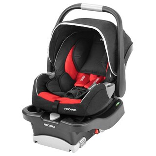 RECARO Performance Coupe Infant Seat in Scarlet