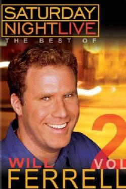 Saturday Night Live: The Best of Will Ferrell Vol 2 (DVD)