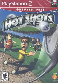 PS2 - Hot Shots Golf 3