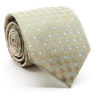 Ferrecci Mens Premium Striped Plaid Neckties