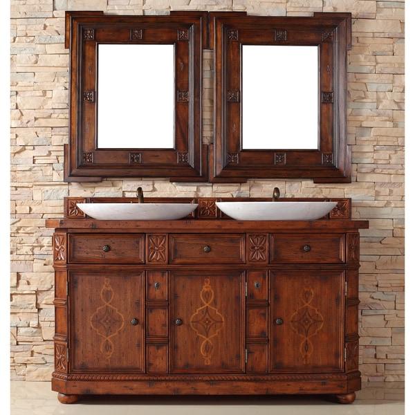 Distressed Bathroom Vanities distressed bathroom vanity bathroom traditional with antique grey