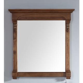 James Martin Brookfield Oak 39.5-inch Mirror