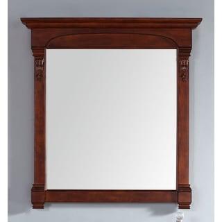 James Martin Brookfield Cherry 39.5-inch Mirror