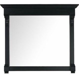 James Martin Brookfield Black 47.25-inch Mirror
