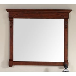 James Martin Brookfield Cherry 47.25-inch Mirror