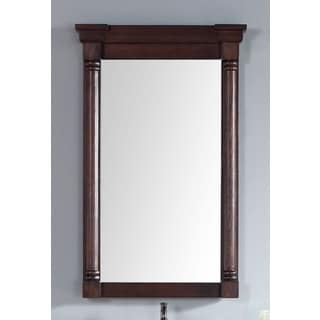 James Martin Brown 27-inch Mirror