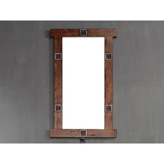 James Martin Brown 24-inch Mirror