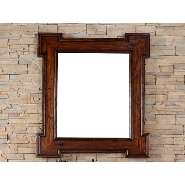 James Martin Brown 43-inch Mirror