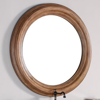 James Martin Brown 40-inch Mirror