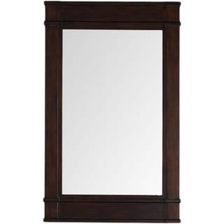 James Martin Mahogany 26-inch Mirror