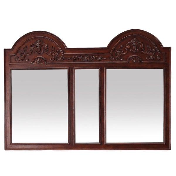 James Martin Amalfi Cherry 68-inch Double Mirror