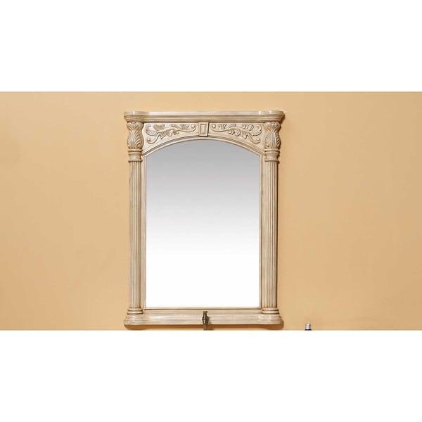 James Martin Monte Carlo Beige 29-inch Mirror