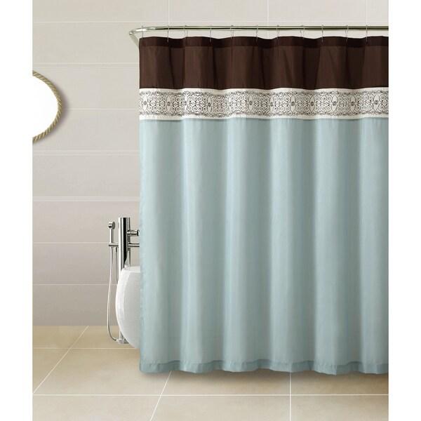 Corsica Shower Curtain