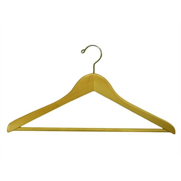 Gemini Concave Suit Hanger