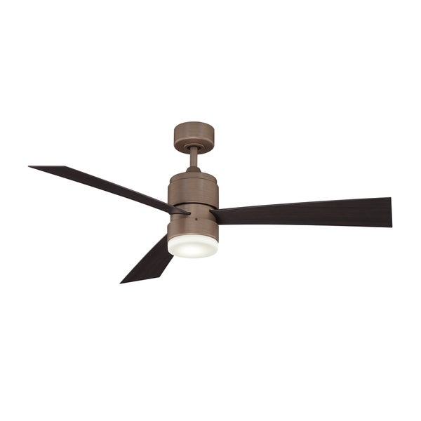 Fanimation Zonix Led 3 Blade Ceiling Fan With Light Kit