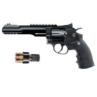 Smith and Wesson 327 TRR8 Air Gun Black