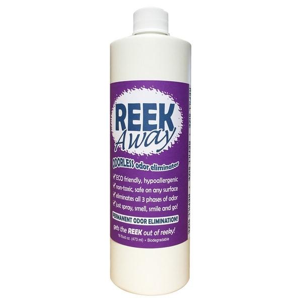 Jaws REEK Away Odorless Odor Eliminator 16-ounce