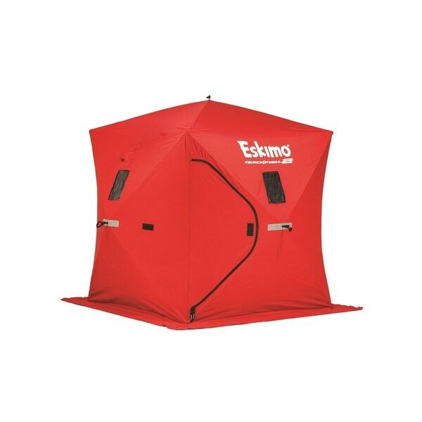 Eskimo QuickFish 2 Pop-Up Portable Ice Shelter
