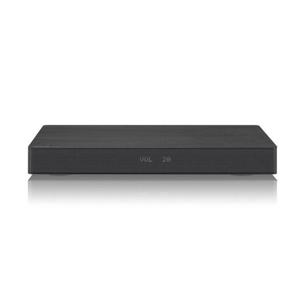 Panasonic SC-HTE80 2.1 Sound Bar Speaker - 120 W RMS - Wireless Speak (As Is Item)