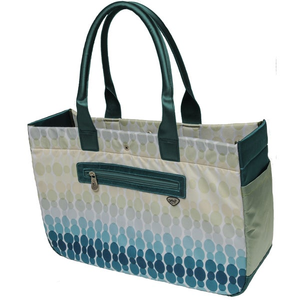Glove it Aqua Rain Women's Tote Bag