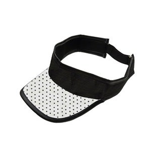 Glove it White Women's Visor