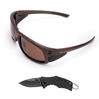 Cold Steel Mark I Dark Brown Battle Shades