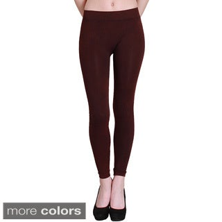 Nikibiki Women's Seamless Vintage Dye Long Leggings