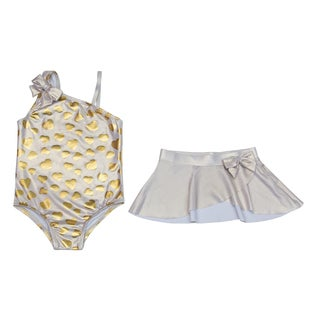 Wild Child Swim Skirt Set