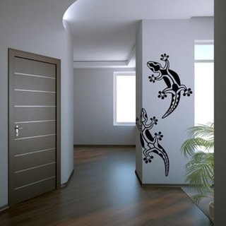 Lizards Vinyl Sticker Wall Art