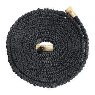 DAP XHose Pro Incredible Xpanding 100-Foot Hose with Solid Brass Fittings