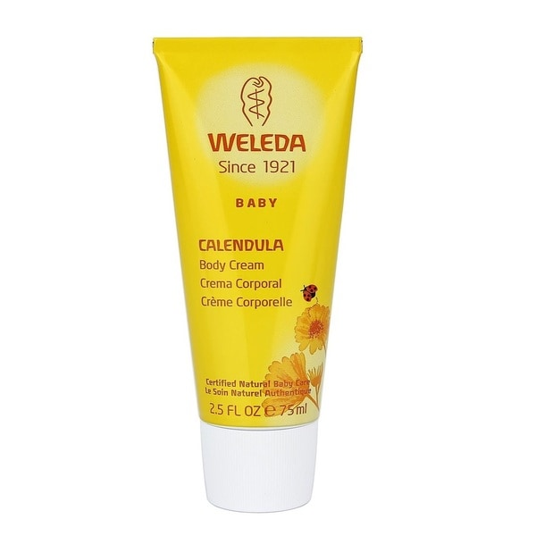 Weleda Baby Calendula 2.5-ounce Body Cream