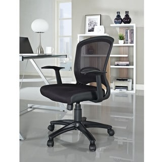 Modway Pulse Black Mesh Office Chair