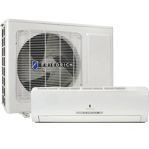 Friedrich 4,000 - 12,000 BTU Single Zone Wall-mount Ductless Air Conditioner