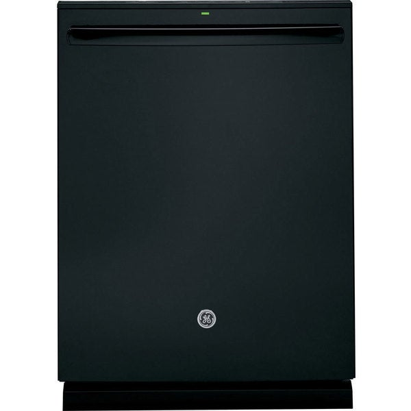 GE Fully Integrated Black Dishwasher