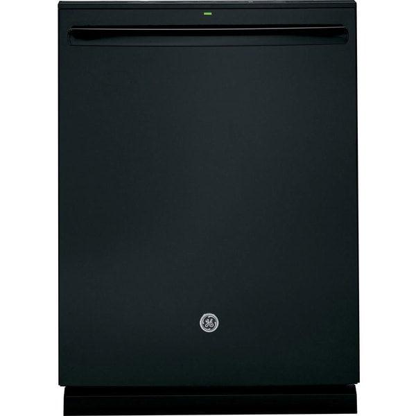 GE Fully Integrated Black Dishwasher