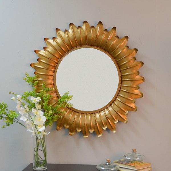 Brett Round Mirror