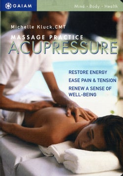 Massage Accupressure (DVD)