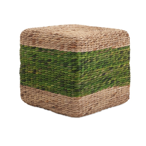 Hien Hyacinth Stool - Green