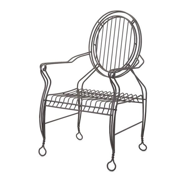 Ovak Iron Arm Chair