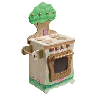Teamson Kid's Enchanted Forest Kitchen Stove