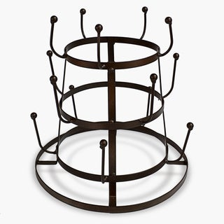 Iron Mug Tree Organizer